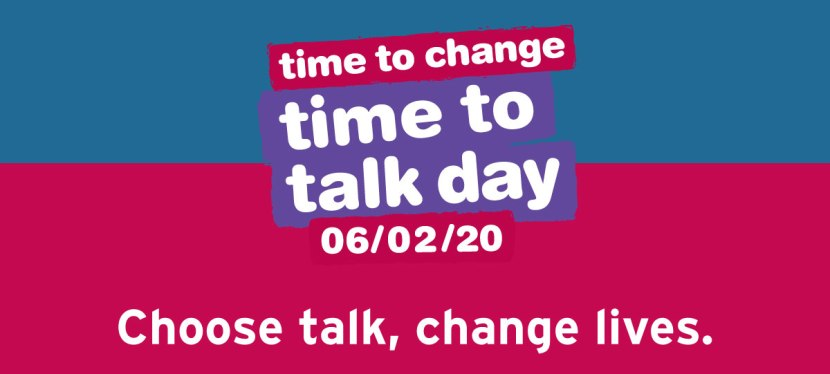 Time to Talk Day 2020!