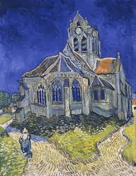 The Church at Auvers - Wikipedia