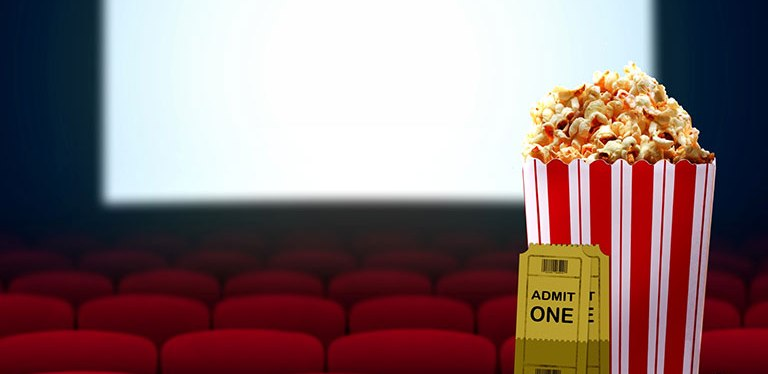 Ideas for Lockdown – Blog 4: Have a Cinema Day?