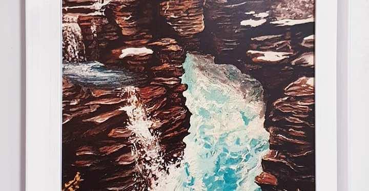 Joel Evans –Artist