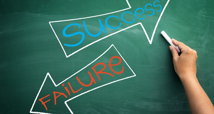 What do we mean by Success – Blog 16: Your Failures?
