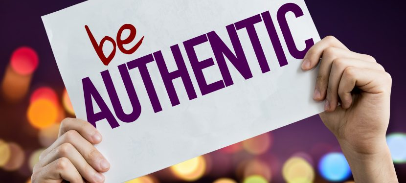 What do we mean by Success – Blog 20: Your Authenticity?