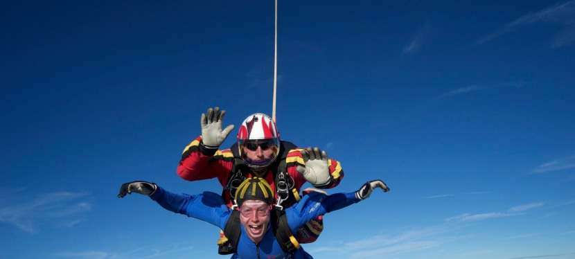 My 2-Year Skydive for Alzheimer's Anniversary