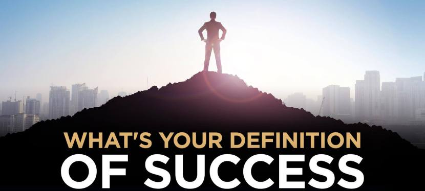 What do we mean by Success – SeriesUpdate
