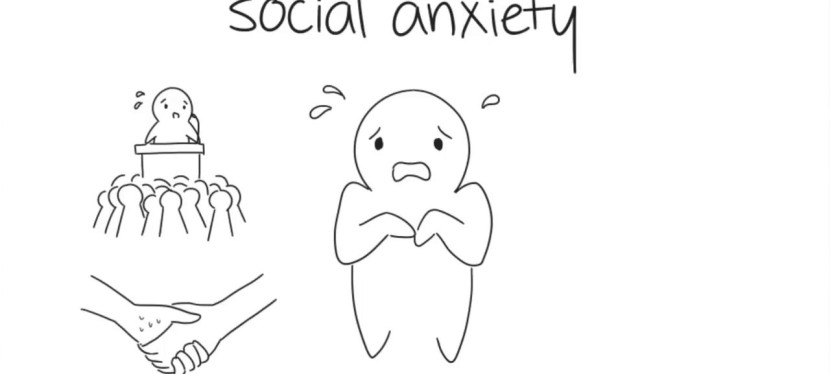 Different Ways to Counter Social-Anxiety – Patrick Bailey
