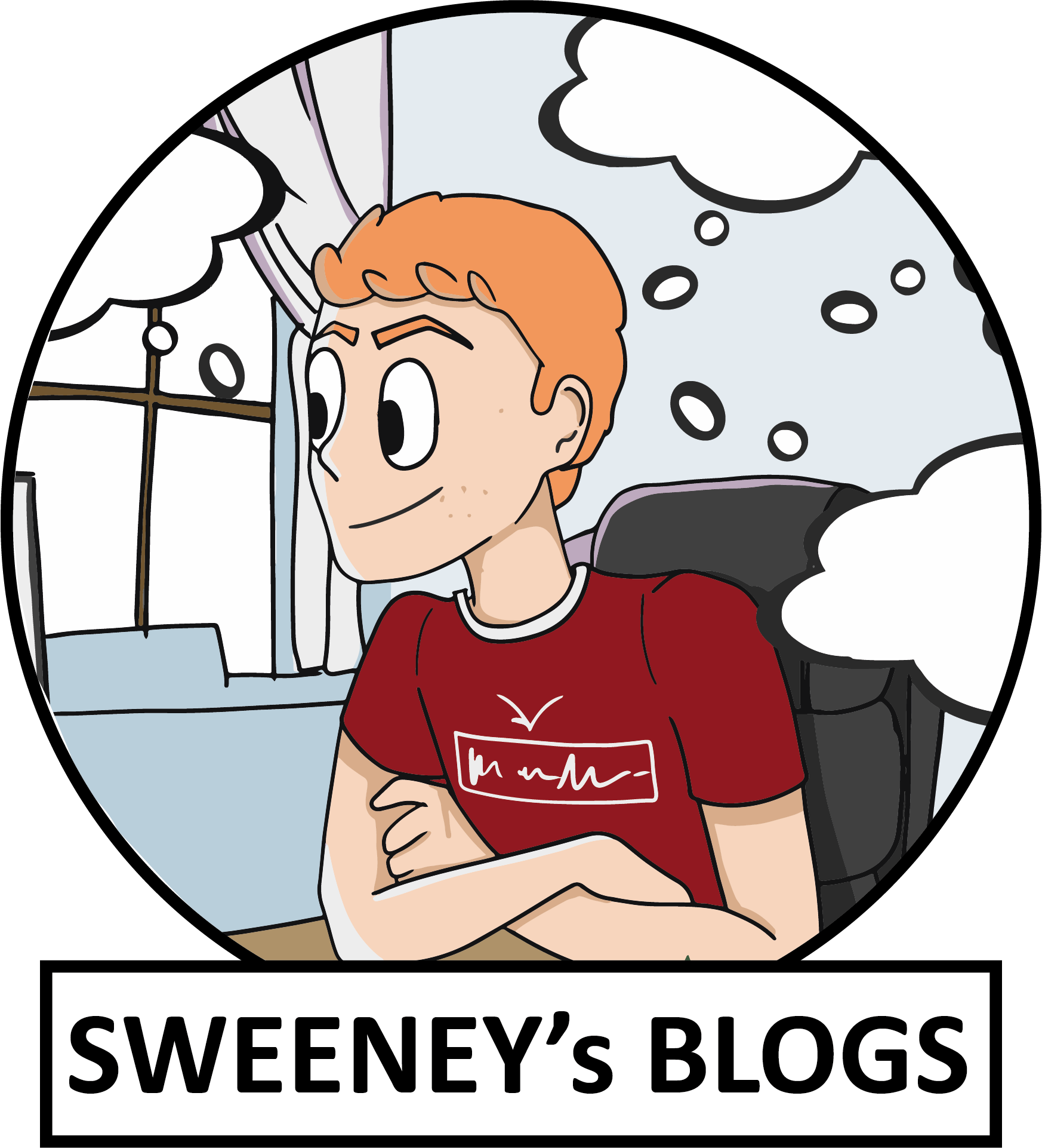 Sweeney's Blogs Logo