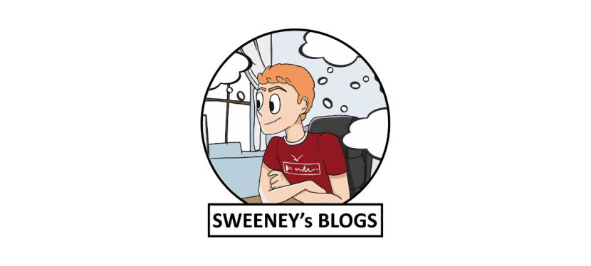 Sweeney's Blogs Brand NewLogo!!
