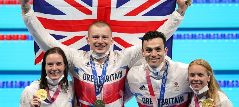 Tokyo 2020 – Team GBSwimmers!!